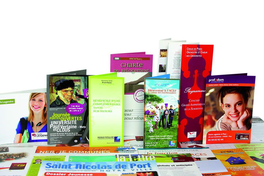 Imprimer Carte Visite Flyer Brochure Alsace Lorraine